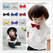 Fashion Cute Junge Kinder Baby-Fliege Krawatte Bowtie For Party Wedding Photos