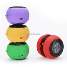 Pro Mini Hamburger Speaker For Tablet Smartphone iPod Loudspeaker Amplifier SH