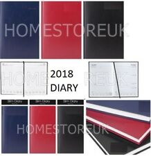 2017 DIARY YEAR YEARLY PLANNER CALENDAR APPOINTMENT NOTE BOOK PAPER PAGE FORMAT