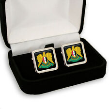 SYRIA SYRIAN COAT OF ARMS MEN'S CUFFLINKS + GIFT BOX