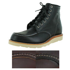 "Chippewa 90091 Men's 6"" Carpenter Boots Vibram Made in USA"