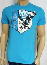 American Eagle Outfitters AEO TMK-4 Mens Blue Vintage Fit T-Shirt Tee New NWT