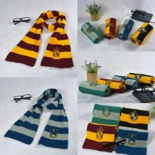 1 Pc Harry Potter Gryffindor/Slytherin/Ravenclaw House Wool Costume Scarf Wraps