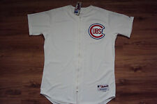 CHICAGO CUBS 1953 NEW MLB MAJESTIC AUTHENTIC TBTC GAME JERSEY