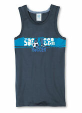 Sanetta Boys Tank With Motif - Black
