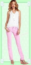 $148 Lilly Pulitzer Pink Hyacinth Colored Worth Stretch Straight Jeans