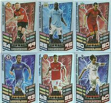 MATCH ATTAX 2012/13 MAN OF THE MATCH CARDS CHOOSE THE ONES YOU NEED