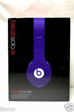 Beats by Dre Solo HD Headphones in Purple Color - Brand New Sealed