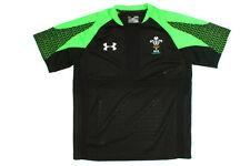Under Armour Wales 2014/15 Home Rugby 7s Replica S/S