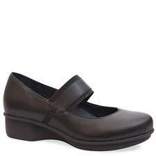 Dansko Lori Black Nappa Leather Mary Jane womens sizes 36-42/6-12 NEW!!!