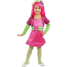 Strawberry Shortcake Deluxe Raspberry Tart Halloween Costume - Child