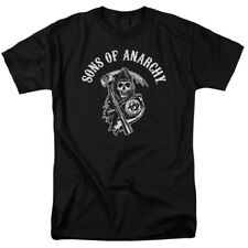 Sons Of Anarchy SOA Reaper Licensed Adult Shirt S-3XL