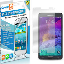 New HD Clear LCD Screen Protector Cover for Samsung Galaxy Note 4