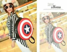 New Fashion Newfangled Captain Shield School Style Five-Point Star Shoulder Bag
