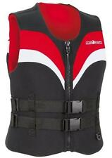 Devocean Vice Red Buoyancy Aid Neoprene Vest Vest Kite Wakeboard Waterskis Jobe