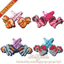 4pairs My Little Pony Baby Kids Girls Hair Accessories/Hair Clip/Hair Bands,Gift