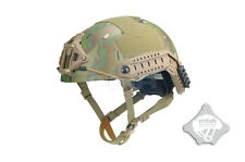FMA Tactical Multicam Ballistic High Cut XP Military Helmet Airsoft Paintball MC