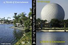 Walt Disney World Florida Part 19 - A World of Entertainment DVD or Blu-Ray NEW