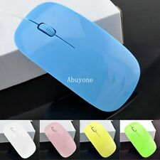 New Optical Wired Mouse Mice USB For PC Laptop