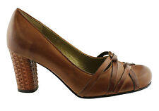 DONNA VELENTA CAVIL WOMENS/LADIES LEATHER SHOES/HEELS/PUMPS/CORPORATE/WORK/SALE!