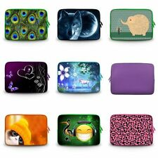 """Colorful 11.6""""~ 12"""" inch Laptop Tablet Notebook Sleeve Bag Case Cover Soft Pouch"""