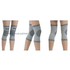 Pair of Thermal Knee Joints Warmers Flexible & Elasticated Arthritis Pain Relief