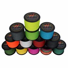1000M BRAIDED SUPER STRONG FISHING LINE SPECTRA DYNEEMA BRAID 100% PE 1094 YARDS