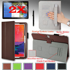 "For Samsung Galaxy Tab Pro 12.2"" PU Leather Case Cover Stand + Gift Accessories"