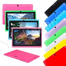 """7"""" Android 4.4.2 KitKat Quad Core A33 Tablet PC 512M DDR3 16GB WIFI 3G For Kids"""