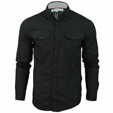 Mens Shirt by Smith & Jones 'Chadwick' Long Sleeved