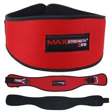 Gym Belts Weight Lifting Dipping Training Fitness Bodybuilding Back Support