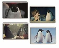 Monty the Penguin John Lewis xmas Advert Fridge Magnet Chose from 4 images