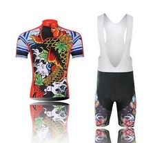 New Cycling Bike Short Sleeve Clothing Bicycle Sports Wear Suit Jersey Shorts
