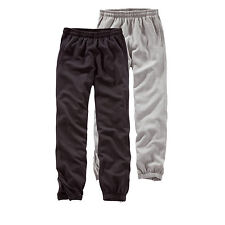 SURPLUS™ Raw Vintage Sweatpants 2er Pack schwarz&grau Athletic Pant Sport Hose