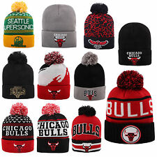 MITCHELL & NESS AND BEANIE WINTER MÜTZE CAP CHICAGO BULLS VERSCHIEDENE MODELLE