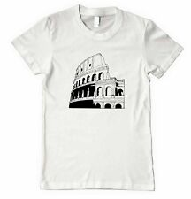 THE COLOSSEUM ROME ITALY Unisex Adult T-Shirt Tee Top