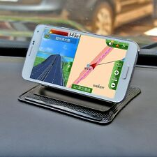 Universal Non-slip Car Dashboard Mount Holder Sticky Pad Mat for Cell Phone GPS