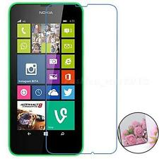 New HD/Mirror LCD Screen Protector Guard Cover Film FHRG For Nokia Lumia 630/635