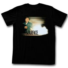 SCARFACE Glowy T-Shirt **NEW movie Al Pacino Tony Montana