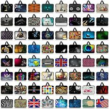 """Hot 14"""" 14.1"""" 14.4"""" 14.5"""" Laptop Soft Sleeve Bag Case Computer Cover with Handle"""
