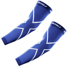 2XU Compression Recovery Arm Sleeves - Royal Blue