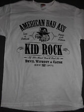 KID ROCK Devil Without A Cause T-Shirt **NEW music band concert tour Med M