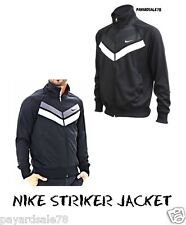 MEN'S NIKE JACKET STRIKER TRACK BLACK OR GRAY 100% AUTHENTIC TOP QUALITY CHEAP