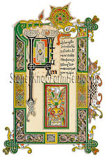 St. Mark's Gospel ~ Celtic, Anglo-Saxon ~ Counted Cross Stitch Pattern