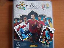 All 175 Base Cards Panini Adrenalyn XL UEFA Euro Cup 2012 Topmint German Edition