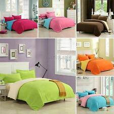 Quilt Cover Duvet Cover Bedding Sets With Pillowcase Single Double King Size J65