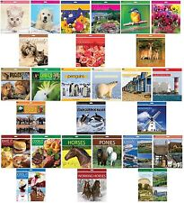 SQUARE/WALL CALENDAR 2015 (Month to View)Animals/Scenes - Large Range of Designs