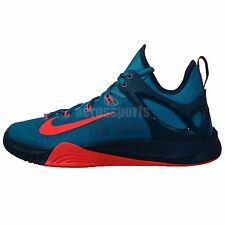 Nike Zoom Hyperrev 2015 EP Blue Red Mens Basketball Shoes Sneakers