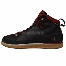 Adidas CW Zappan Winter Mid Climawarm adiPRENE Brown Mens Casual Shoes Boots