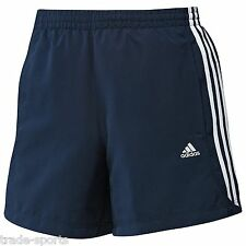 Adidas Mens Chelsea Shorts Blue Running Training Climalite Size S M L XL XXL
